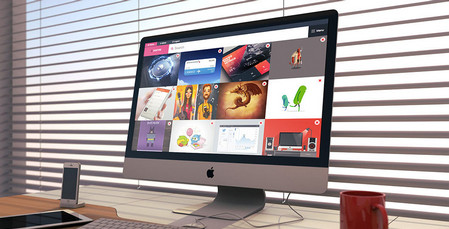 اسکریپت ایجاد گالری ایده های خلاق برای طراحان Inspire