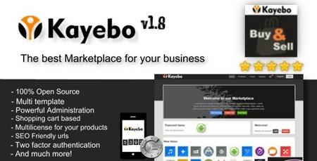 دانلود اسکریپت مشابه تم فارست Kayebo نسخه 1.8