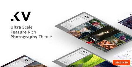 دانلود قالب عکاسی Kreativa برای وردپرس