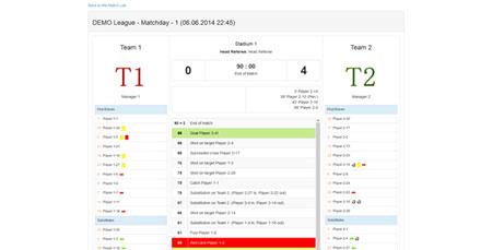 اسکریپت شرح و تفسیر زنده نتایج بازی فوتبال LMCS نسخه 1.6.0