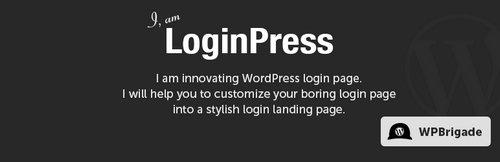شخصی سازی صفحه ورود وردپرس با افزونه LoginPress