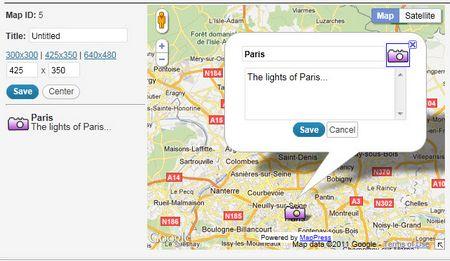 افزونه افزودن آسان نقشه گوگل با MapPress Easy Google Maps