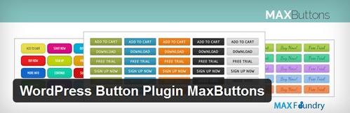 افزونه ایجاد دکمه های مختلف در وردپرس MaxButtons