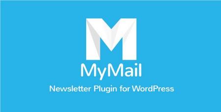 خبرنامه حرفه ای با افزونه فارسی MyMail وردپرسی نسخه 2.0.30