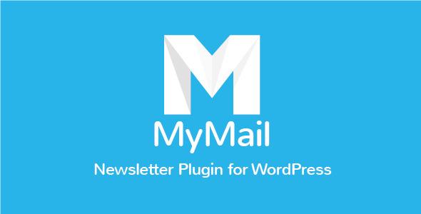 خبرنامه حرفه ای با افزونه فارسی MyMail وردپرس