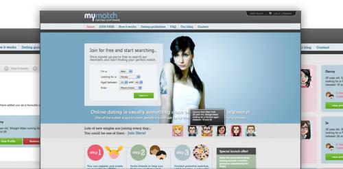 اسکریپت جامعه مجازی و دوست یابی MyMatch نسخه 2.2.1
