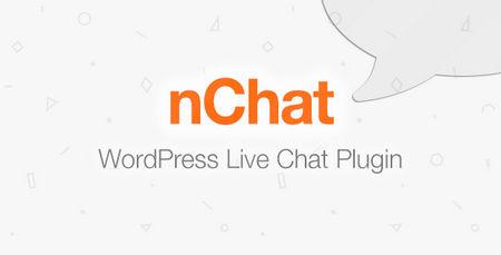 افزونه چت و پشتیبانی nChat برای وردپرس