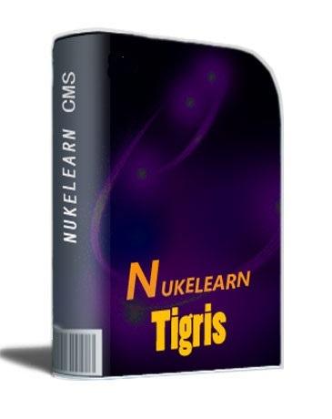 اسکریپت مدیریت محتوای Nukelearn