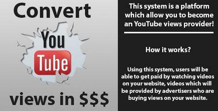 اسکریپت کسب درآمد از طریق نمایش ویدیو PaidVids