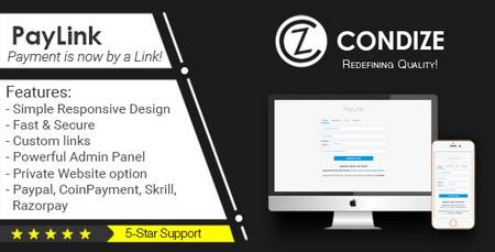 اسکریپت ایجاد لینک پرداخت مستقیم PayLink