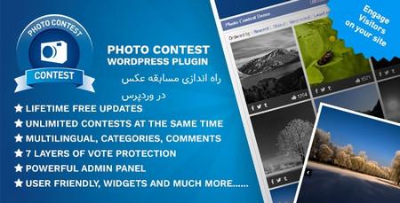 افزونه وردپرس ایجاد مسابقه عکس Photo Contest
