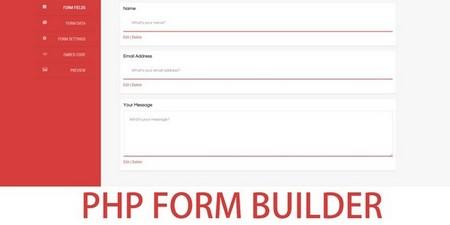 اسکریپت فرم ساز آنلاین PHP Advanced Form Builder