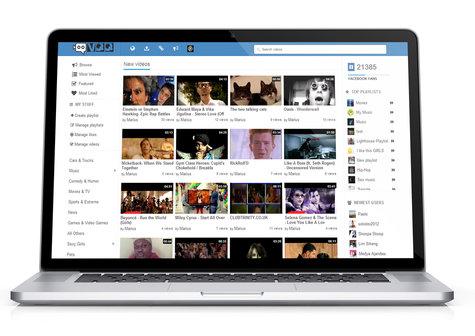اسکریپت اشتراک گذاری ویدیو phpVibe نسخه 3.6
