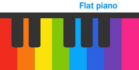 نواختن پیانو به صورت آنلاین HTML