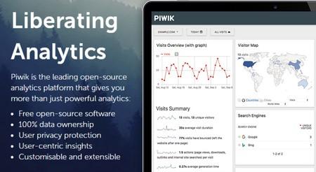 اسکریپت آمارگیر و تحلیلگر بازدید Piwik نسخه 3.3.0