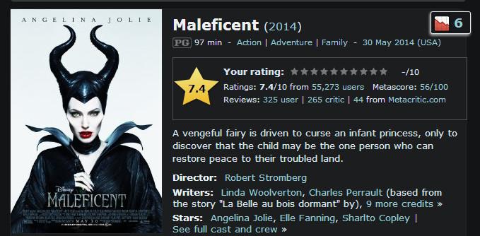 افزونه دریافت خودکار اطلاعات فیلم و سریال imdb