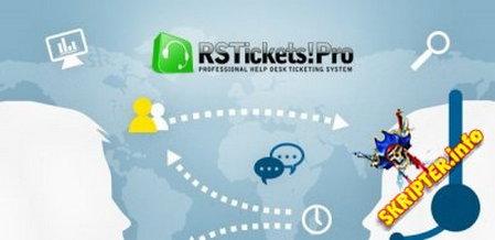 پشتیبانی به صورت تیکتینگ در جوملا با افزونه RSTickets Pro