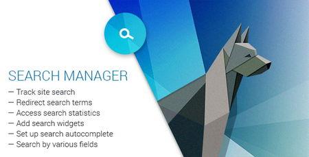 افزونه مدیریت جستجوی وردپرس و ووکامرس Search Manager نسخه 4.0.1