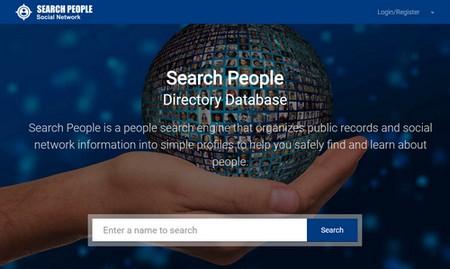 اسکریپت موتور جستجوی افراد Search People