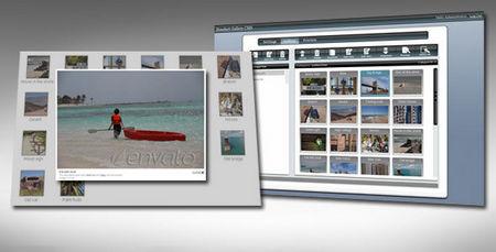 اسکریپت ایجاد گالری چندرسانه ای Simple Lightbox Gallery