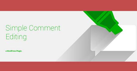امکان ویرایش نظرات در وردپرس با افزونه Simple Comment Edits
