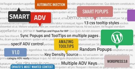 افزونه ایجاد تبلیغات هوشمند در وردپرس SmartADV