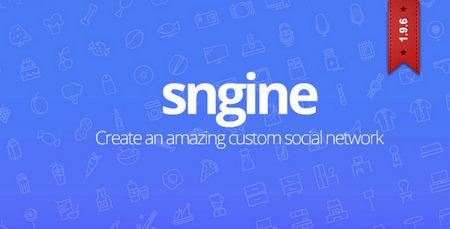 sngine social network platform اسکریپت شبکه اجتماعی Sngine نسخه 1.9.5