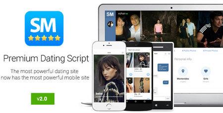 اسکریپت راه اندازی شبکه اجتماعی Social Match نسخه 2.0