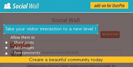social-wall