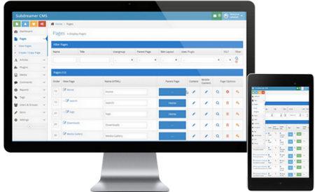 اسکریپت سیستم مدیریت محتوا راش نسخه 3 |اسکریپت سیستم مدیریت محتوا راش نسخه 3