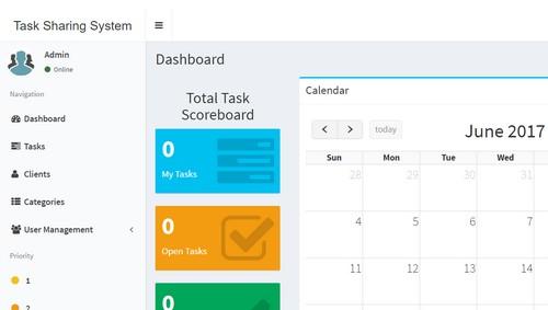اسکریپت اشتراک گذاری کار Task Sharing System