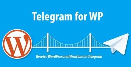 افزونه ارسال مطلب اتوماتیک به تلگرام برای وردپرس