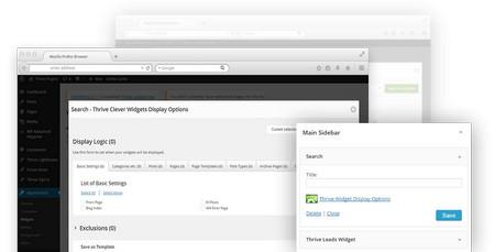 افزونه هوشمند سازی ابزارک وردپرس Clever Widgets