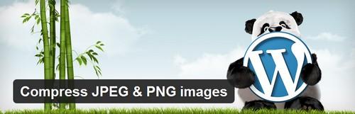 افزونه فشرده سازی تصاویر وردپرس Compress JPEG & PNG images