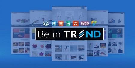 دانلود قالب وردپرس چند منظوره فروشگاهی ترند Trend فارسی نسخه 1.9.1