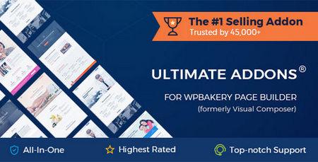 افزایش امکانات صفحه ساز WPBakery با افزونه Ultimate Addons نسخه 3.16.21