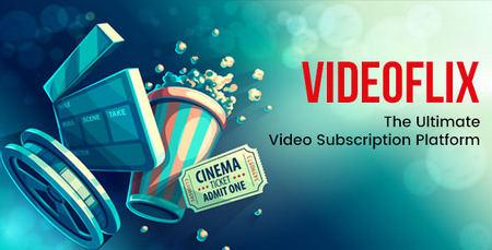 اسکریپت راه اندازی اشتراک فیلم و سریال Videoflix