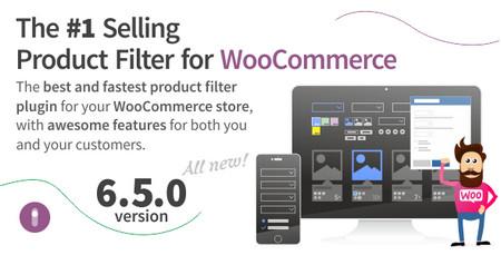 افزونه فیلتر و جستجو پیشرفته ووکامرس WooCommerce Product Filter نسخه 6.5.1