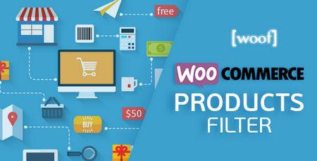 افزونه فیلتر حرفه ای محصولات ووکامرس WOOF نسخه 2.1.8