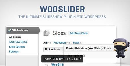 پلاگین اسلایدر برای ووکامرس Wooslider نسخه 2.4.2
