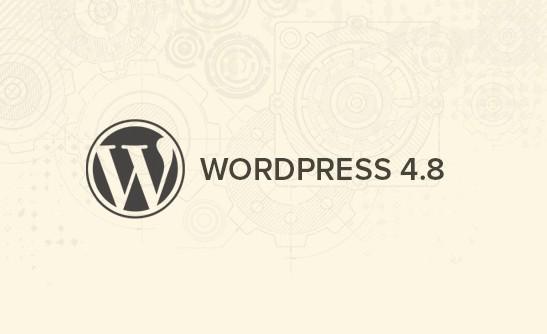 برخی از قابلیت های وردپرس نسخه 4.8