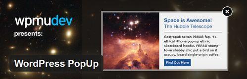 دانلود افزونه ایجاد پنجره پاپ آپ در وردپرس WordPress PopUp