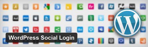 افزونه وردپرس عضویت با اکانت شبکه اجتماعی WordPress Social Login