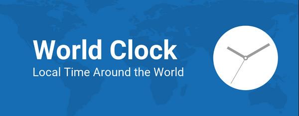 افزودن ساعت به وردپرس با افزونه Local Time Clock