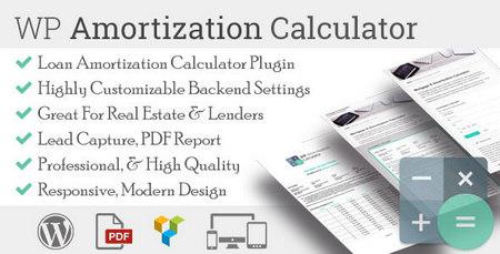 افزونه محاسبه وام و اقساط در وردپرس Amortization Calculator