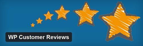افزونه ایجاد فرم نظرسنجی در وردپرس WP Customer Reviews