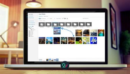 افزونه پوشه بندی رسانه وردپرس WP Media Folder نسخه ۴٫۷٫۲ به همراه افزودنی ها