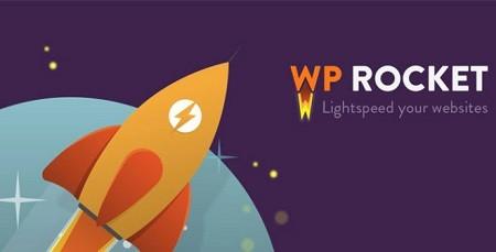 دانلود افزونه افزایش سرعت وردپرس WP Rocket نسخه 2.6.13