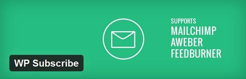 افزونه وردپرس ایجاد فرم عضویت در خبرنامه WP Subscribe