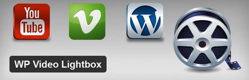 افزونه ایجاد لایت باکس ویدیو در وردپرس WP Video Lightbox